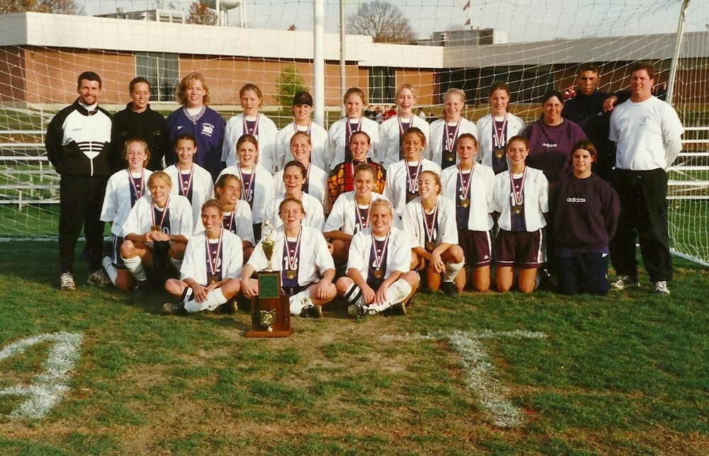 1998 Division-II State Champions