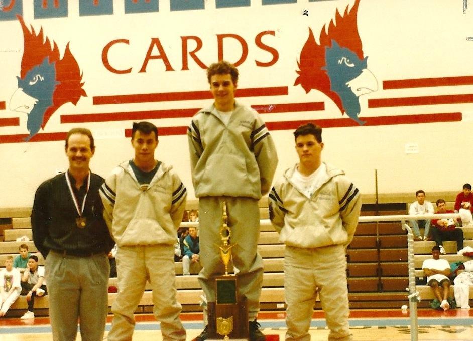 1993 Team State Champions