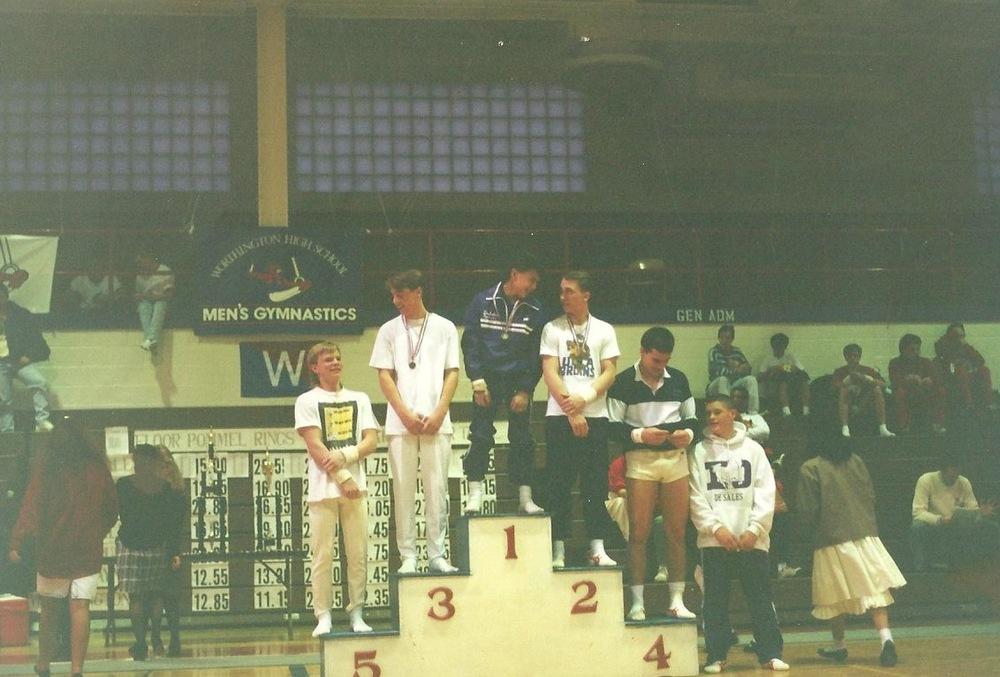 Drew Durbin, 1990 State Champion