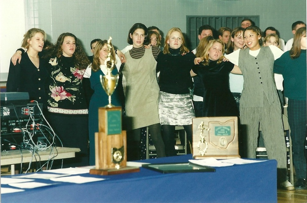 1995 Championship Recognition Ceremony