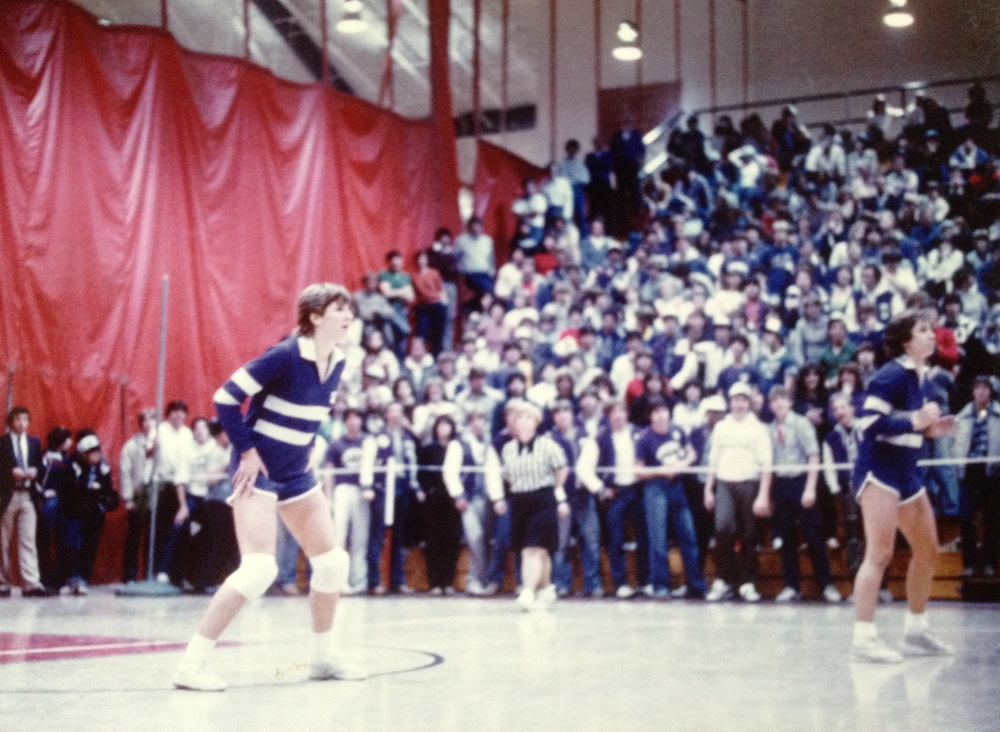 1983 Class AA State Semifinal at Otterbein