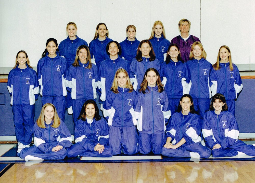 2001 Team State Runner-up