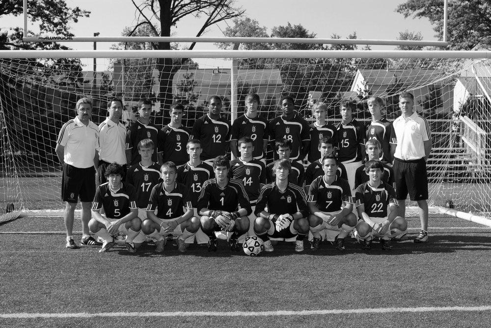 2008 Division-II Regional Champions
