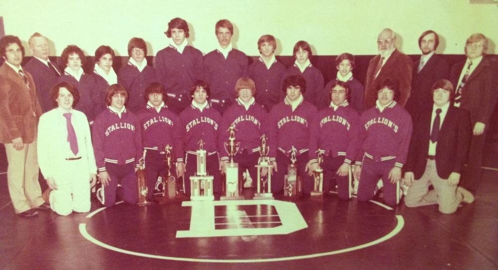 1977 Class AA State Champions