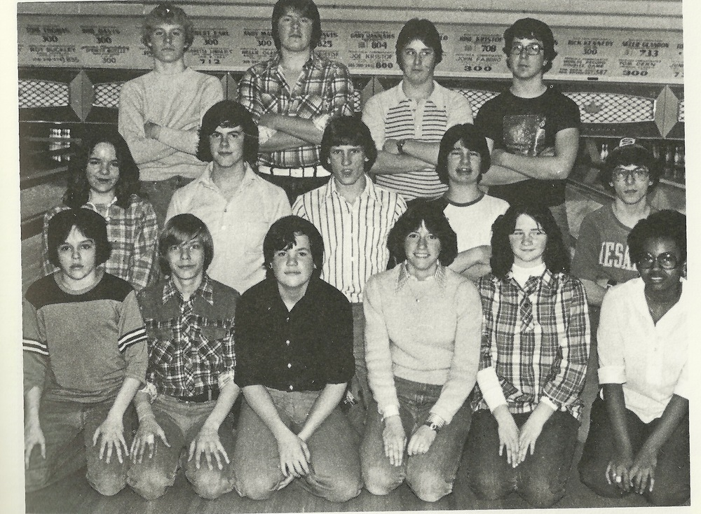 1975 Bowling League
