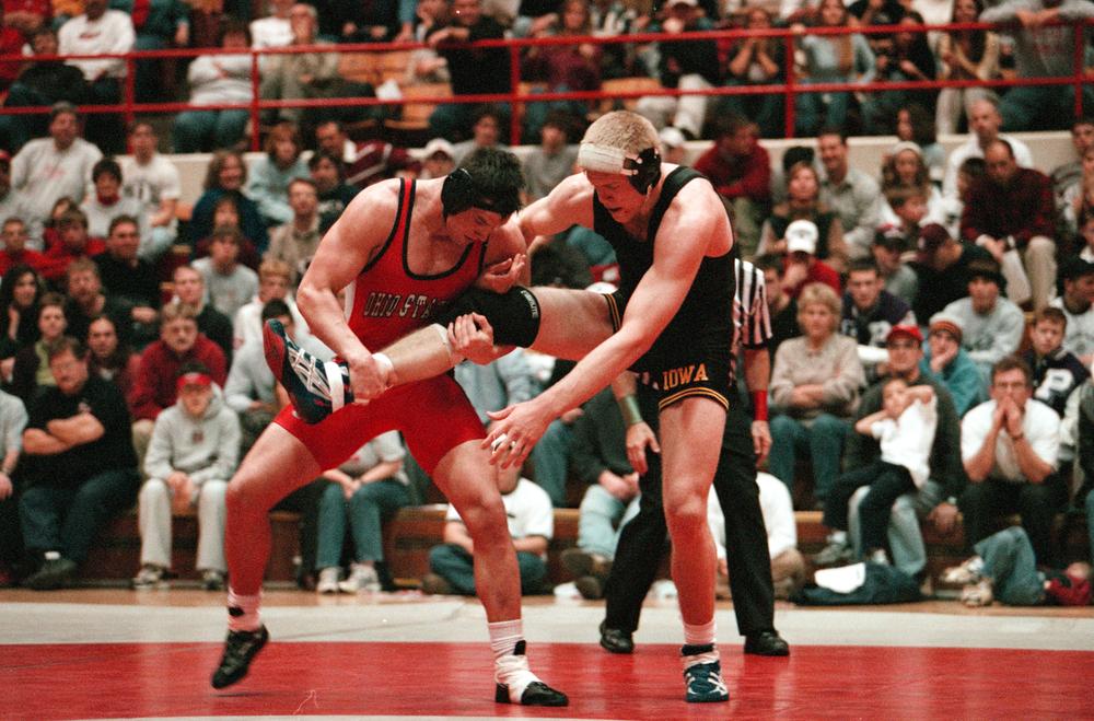 Nick Preston '98