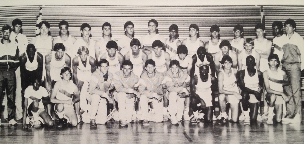 1985 District Champions