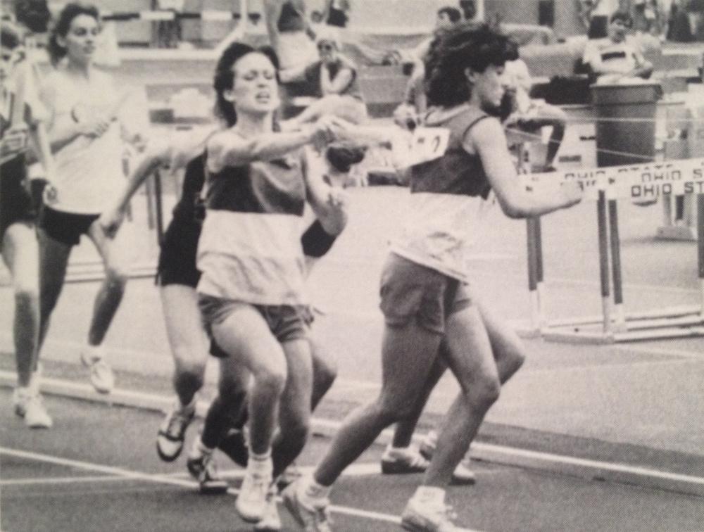 1986 Class AA OHSAA State Meet
