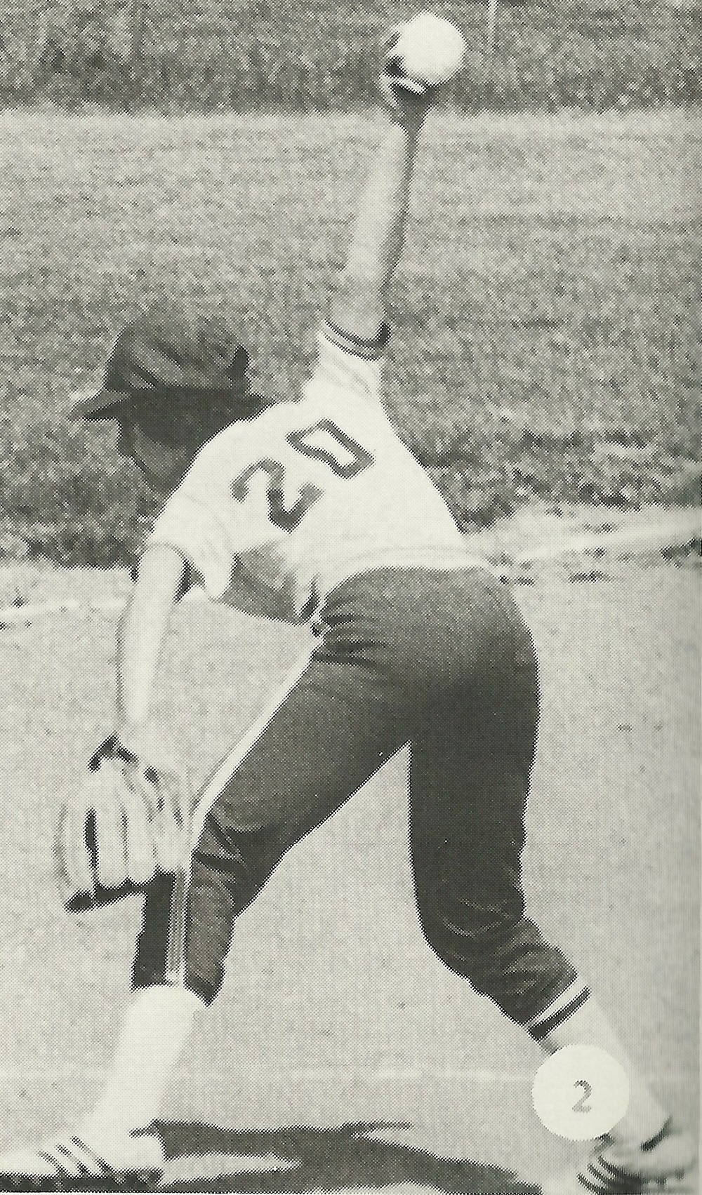1982 Softball - Lori Francescon.jpeg