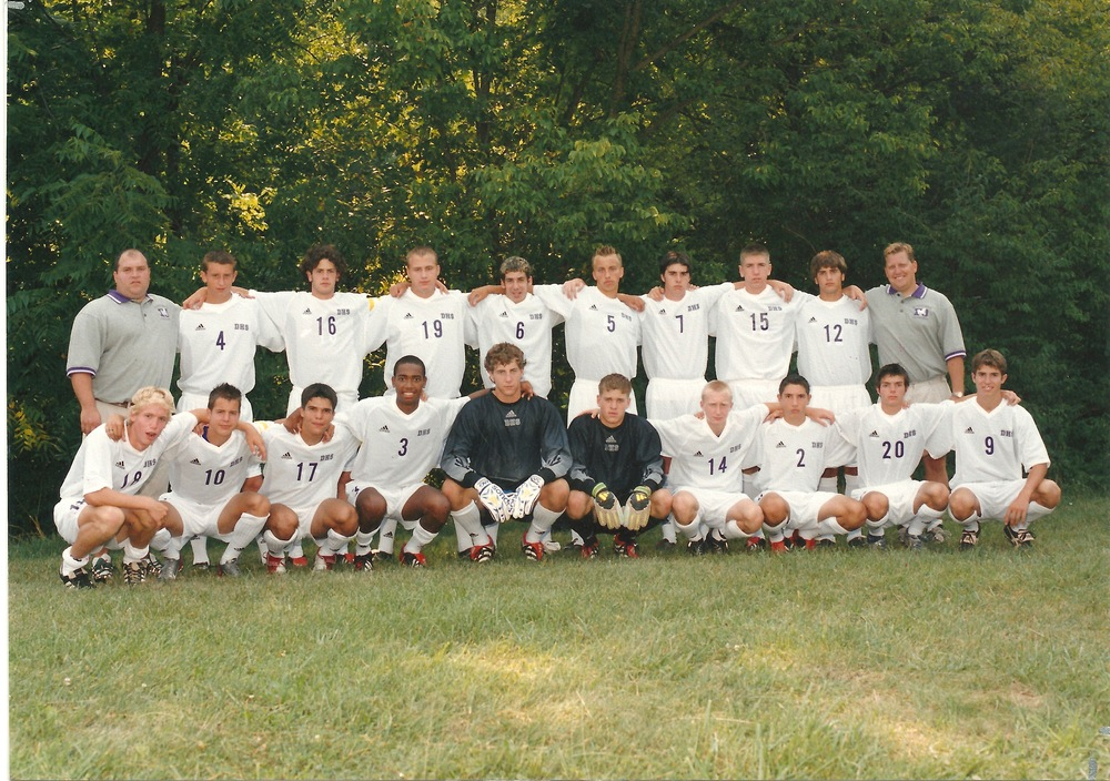 2002 Division-II State Runner-up