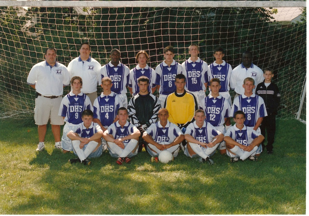 2000 Division-II Regional Champions