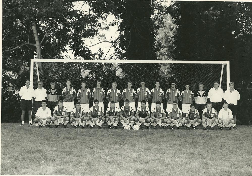 1993 Regional Runner-up