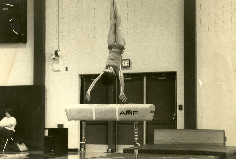 GYMNASTICS     girls history