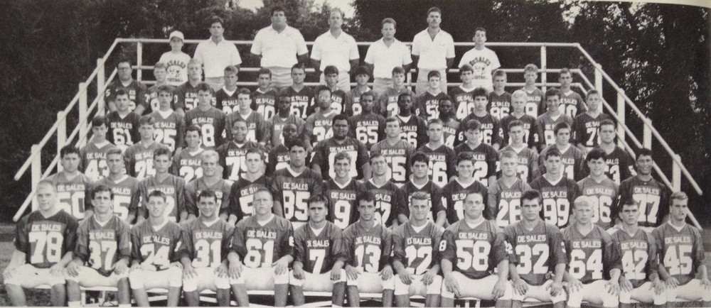1990 Division-II State Runner-up