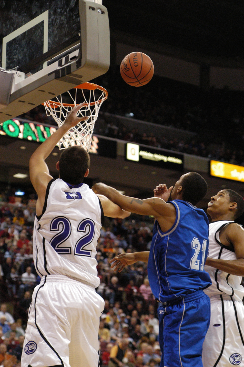 2007 Division-II State Final Four Game