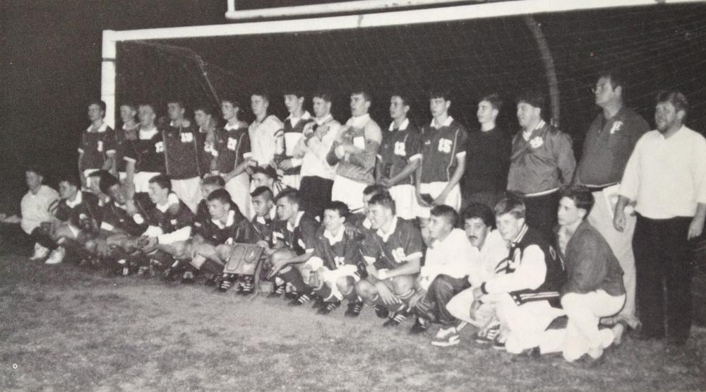 1990 State Runner-up