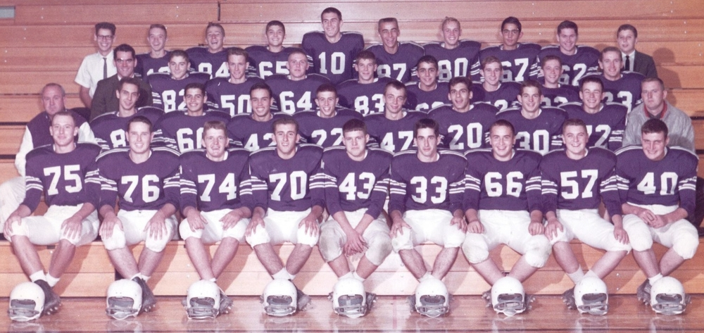 1962 Team Photo