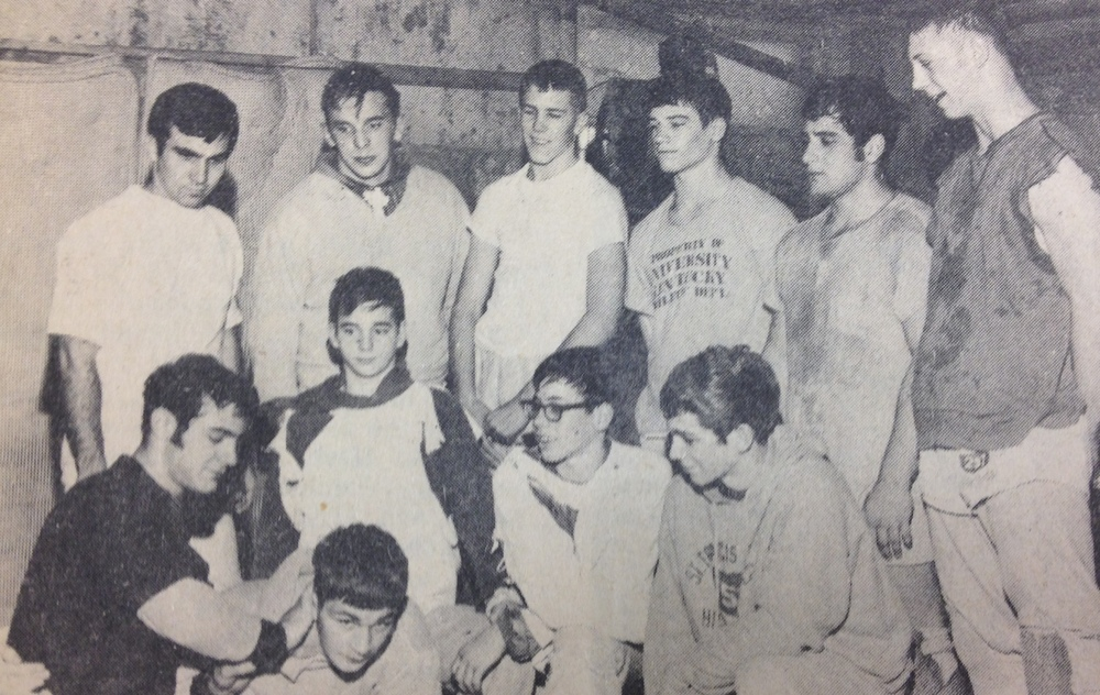 1969 District Champions