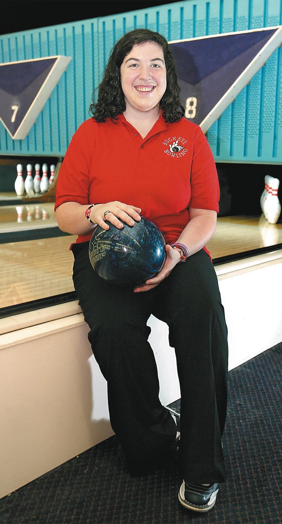Blair Blumenscheid '09 Ohio State University (photo credit - ThisWeek News)