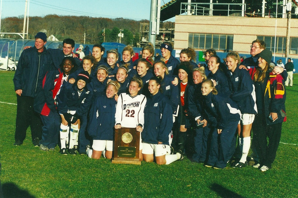 2001 Atlantic 10 Conference Champions