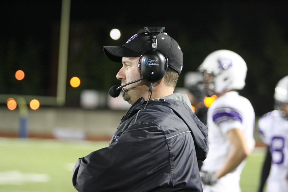 Head Coach Ryan Wiggins