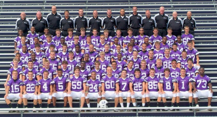 2009 STATE RUNNER-UP  Football