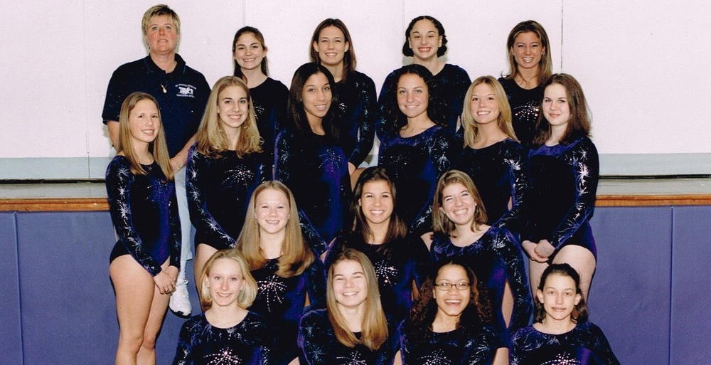 2002 STATE RUNNER-UP   Gymnastics