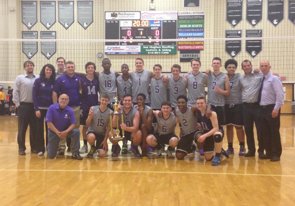 2015 East Region Champions