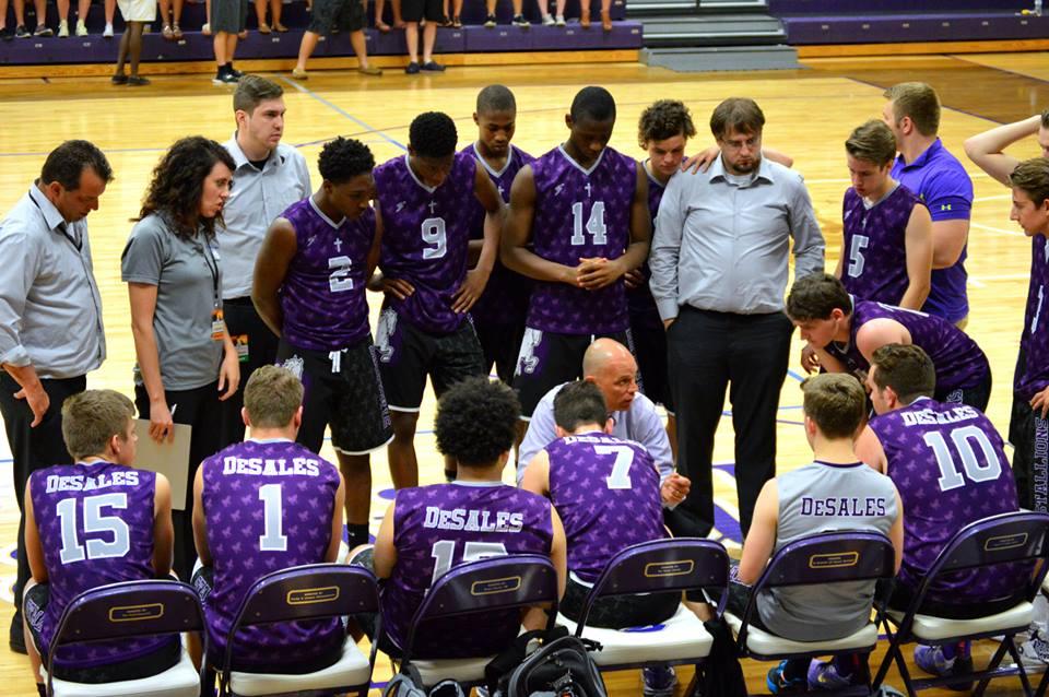 Coach Feltz and his Stallions