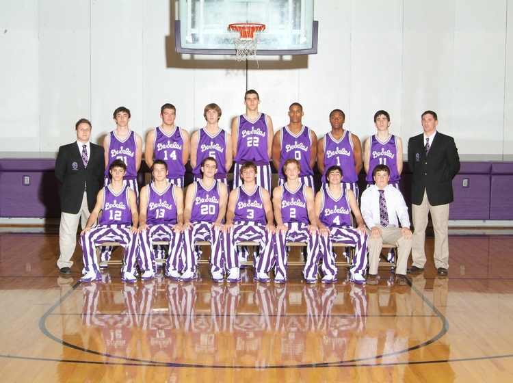 2006 Boys Basketball