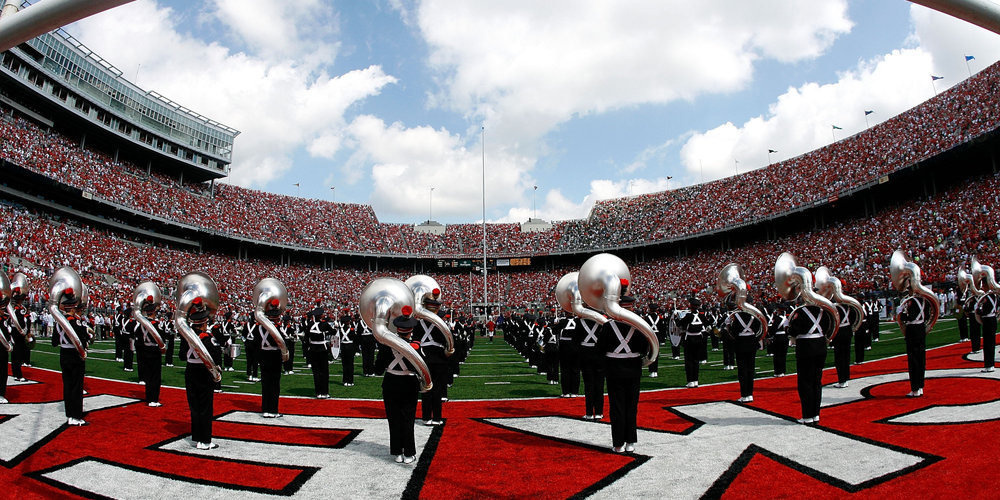 OSU Marching Band Experience