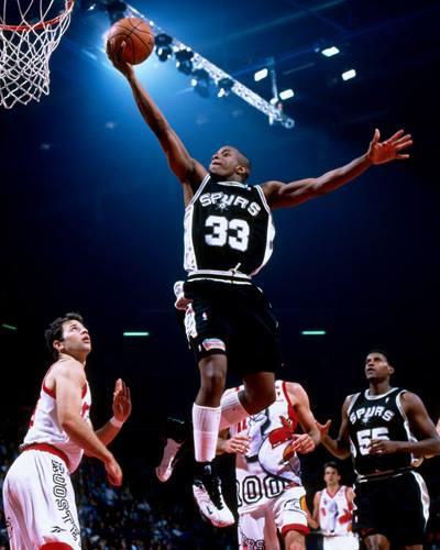 Antonio Daniels '93