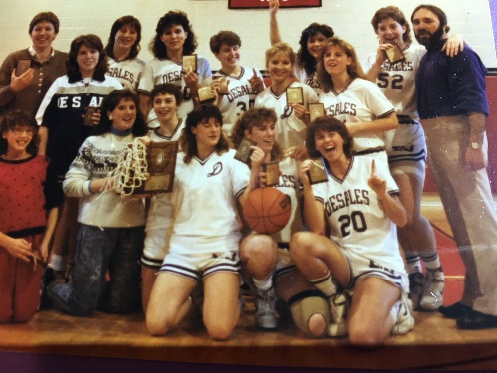 1988 District Champions