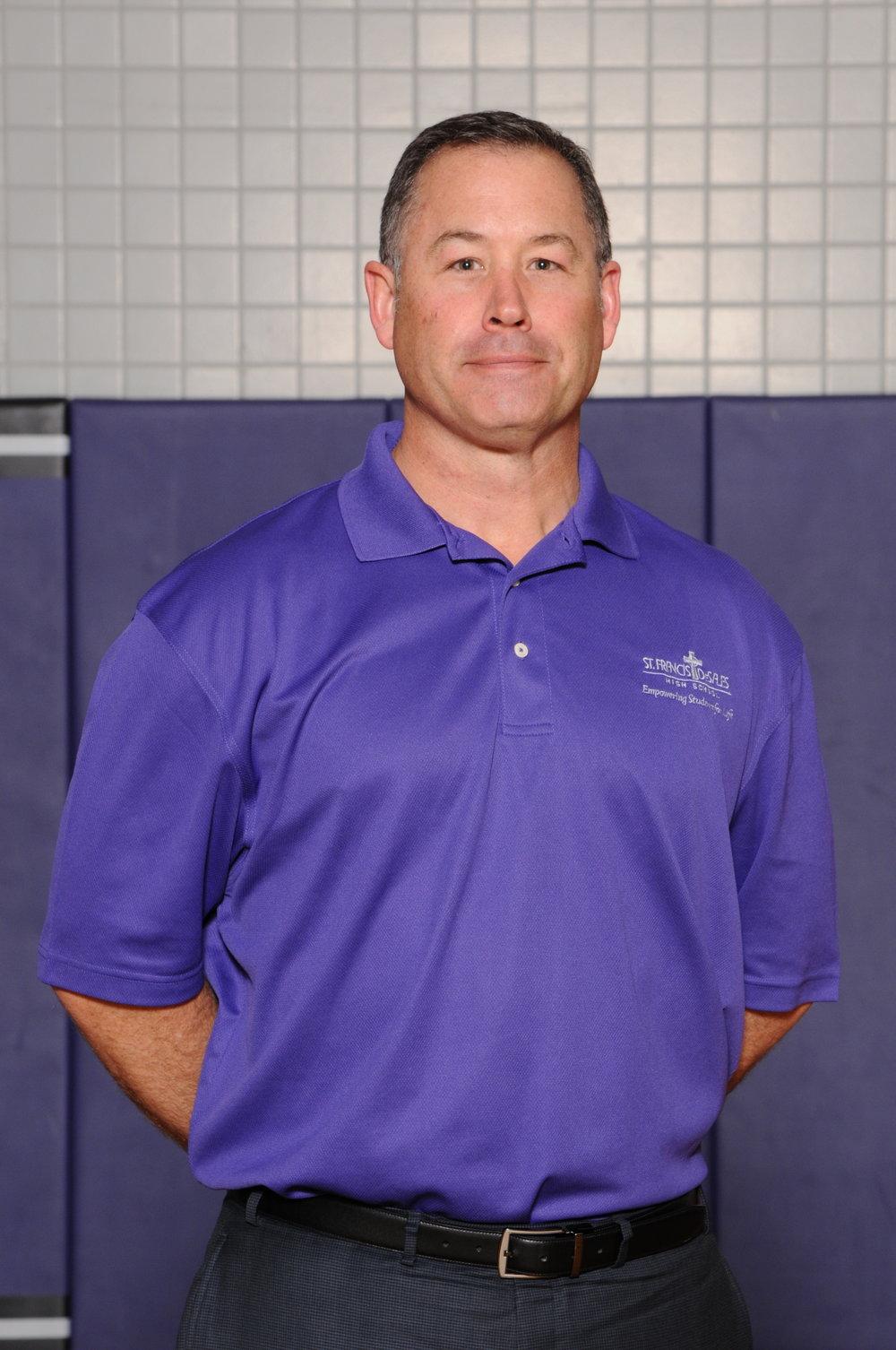 Tim Jewett  Co-Head Coach  Contact: jewett@desales.co