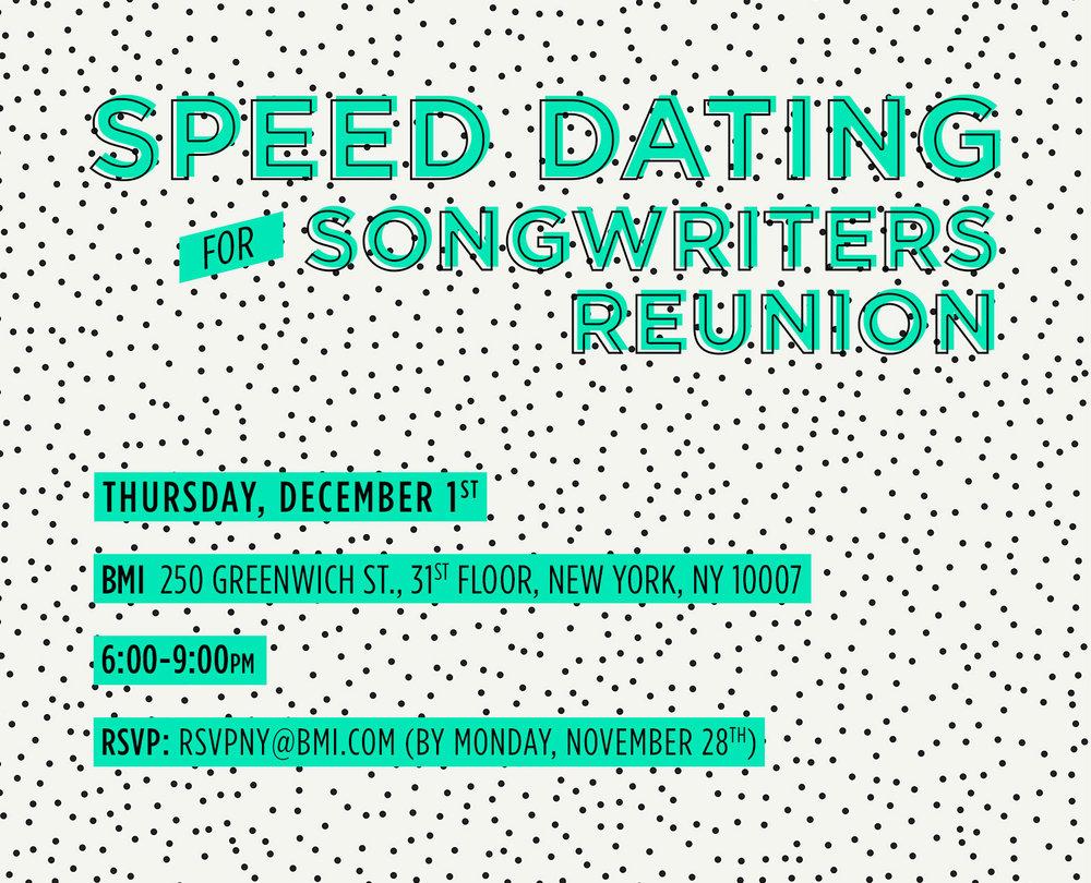 Speed dating stl