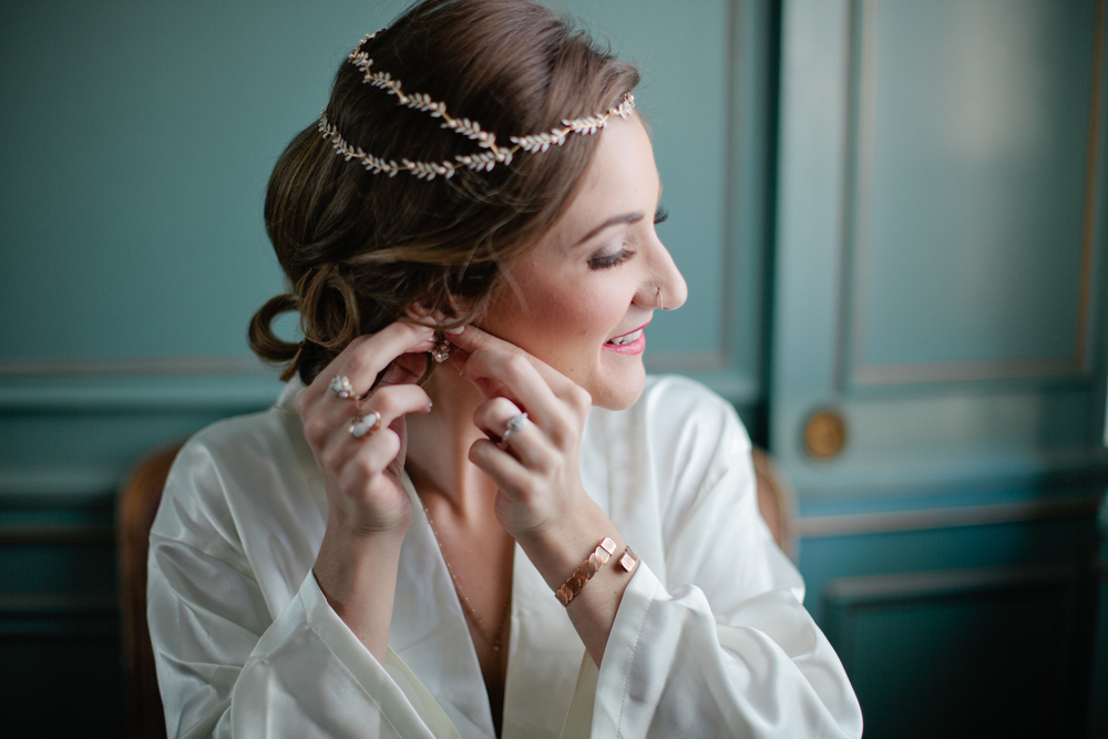 Beautiful vintage style wedding in Tulsa, OK - eversomething.com