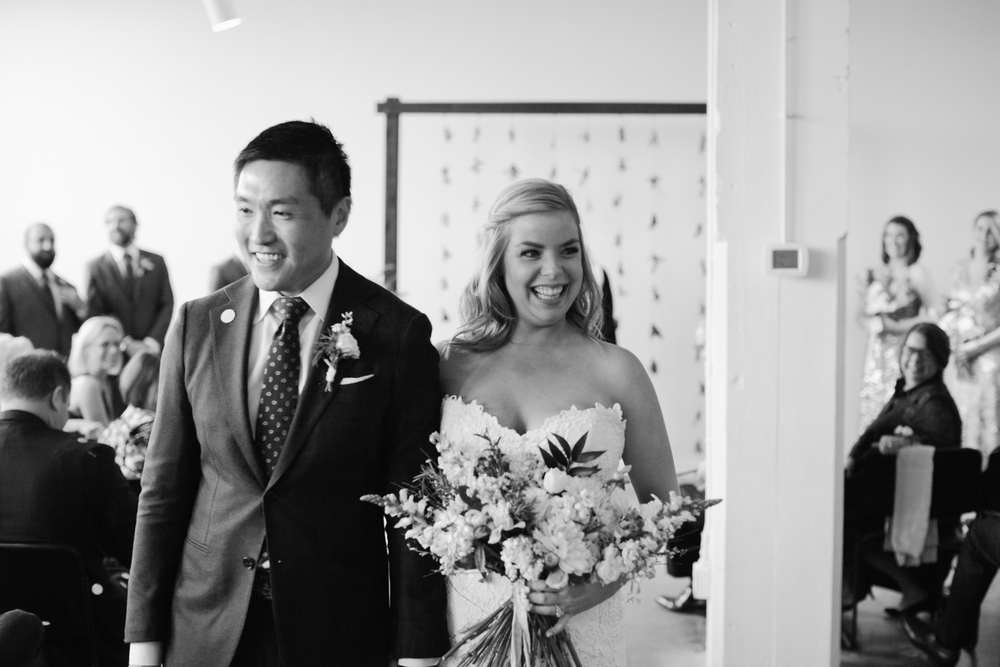 Wedding at Living Arts Museum in Tulsa - eversomething.com