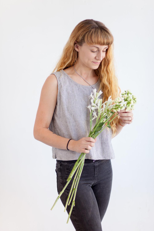 Tulsa Oklahoma professional floral design artist.  eversomething.com