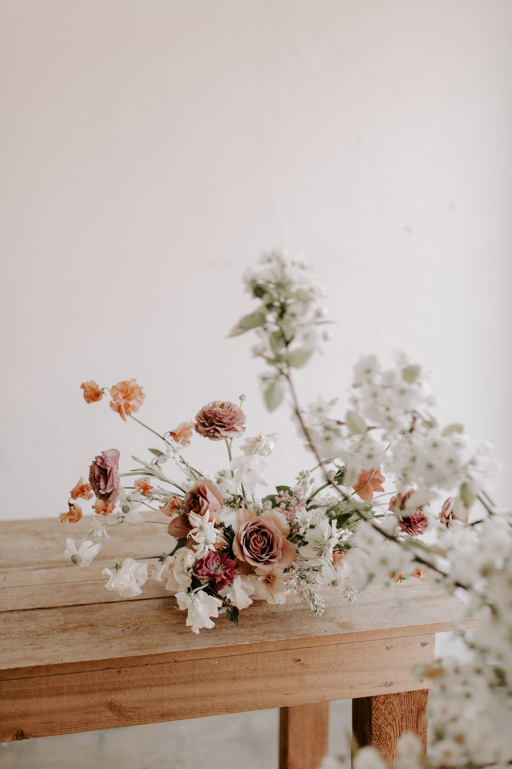 Creative floral arrangement - eversomething.com