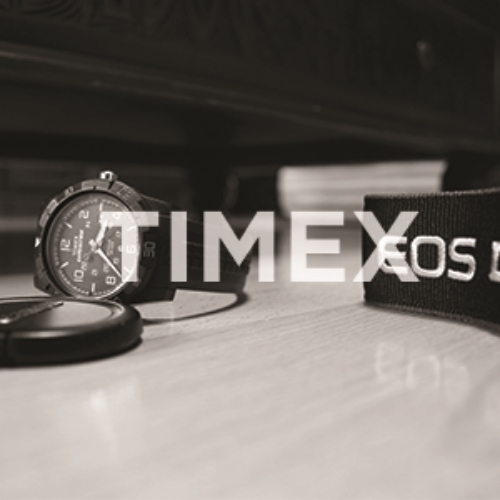 TIMEX EXPEDITION: RE-POSITIONING