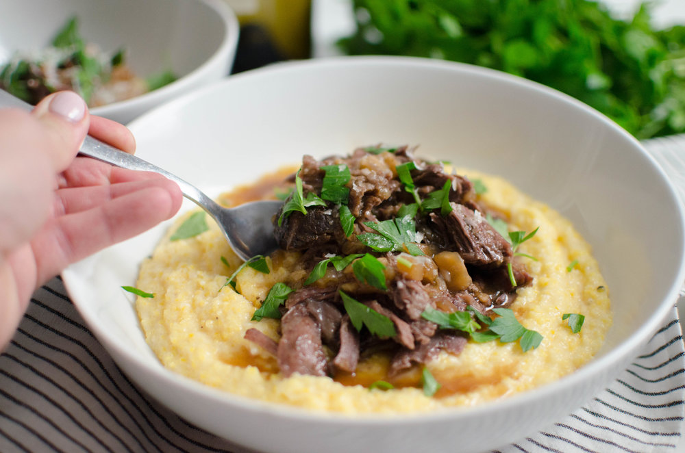 French Onion Pot Roast with Creamy Polenta_-5.jpg