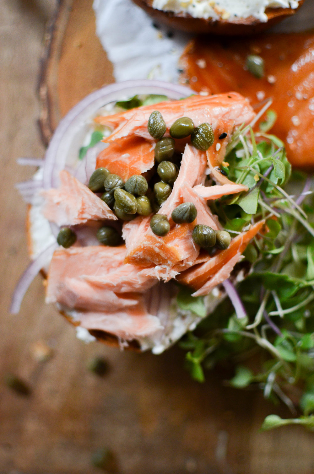 Smoked Salmon Everything Bagels-7.jpg