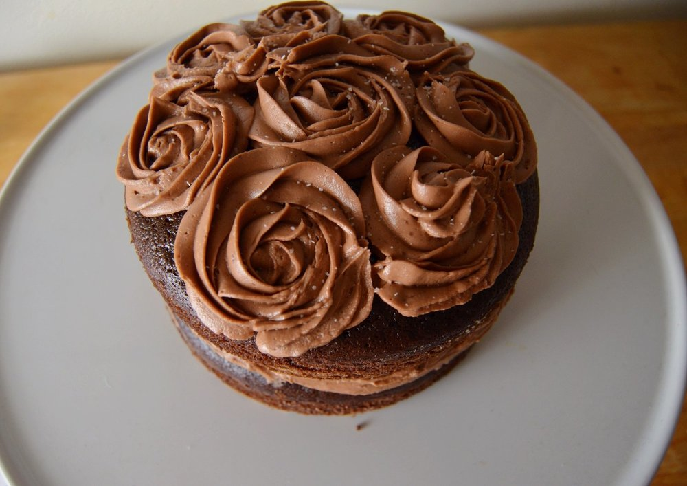Chocolate rose cake .jpg