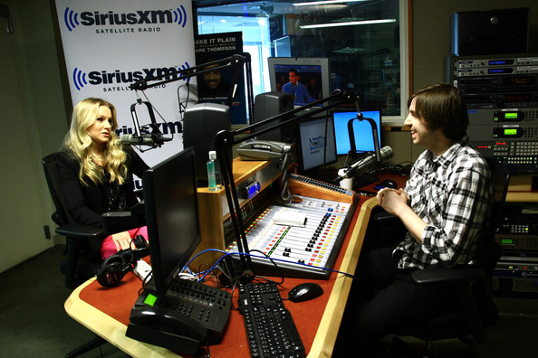 LIVE on SiriusXM Radio  Mark with Kristen Bell of Veronica Mars and House of Lies