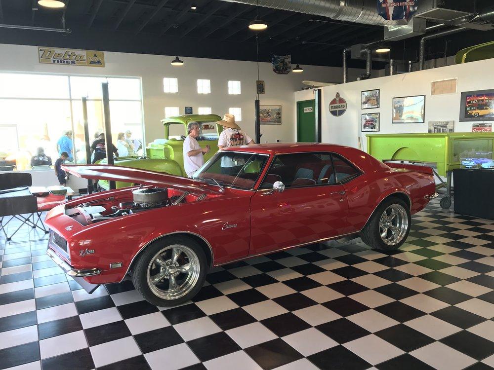 Dick's 68 Camaro