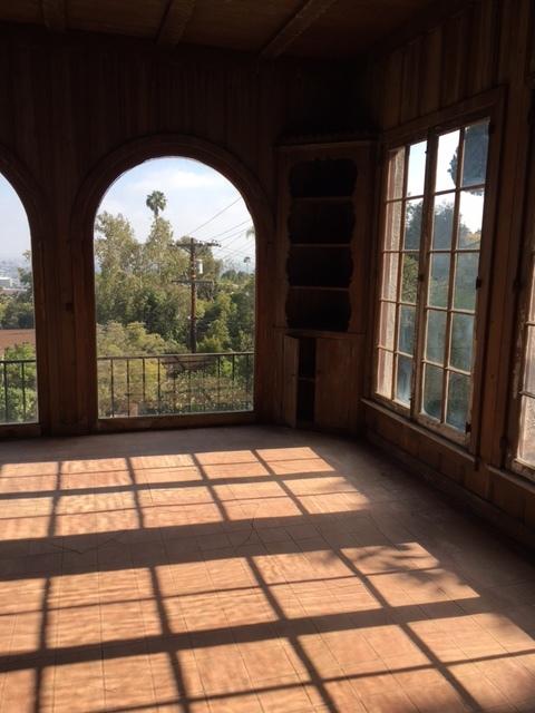 Sun Room/ Library