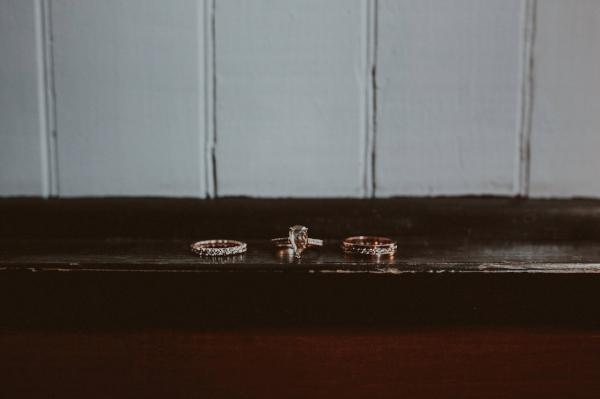 Rings: Kyle Chan