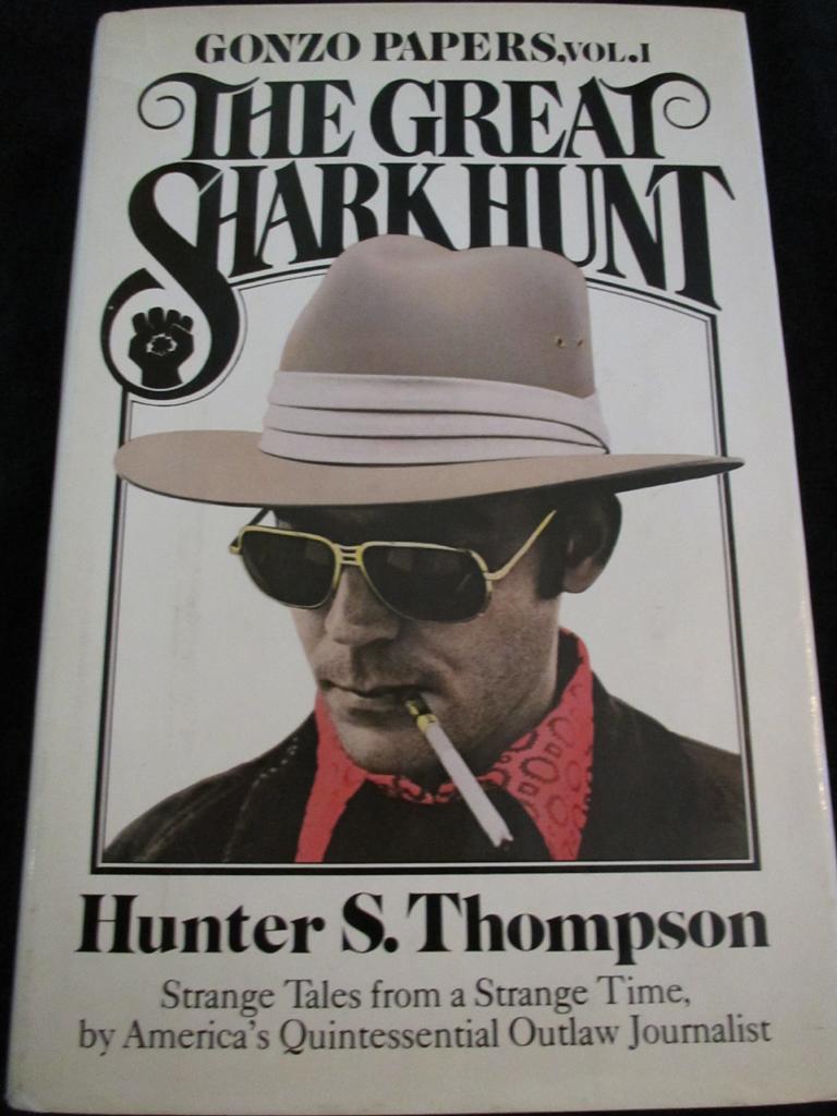 Hunter Thompson vs Mint Julep