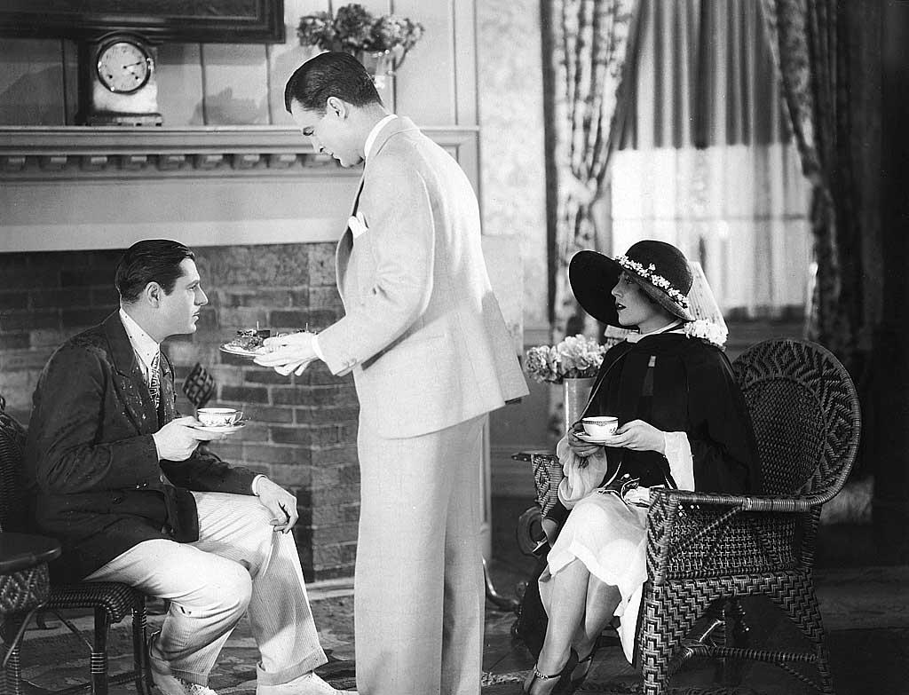 Premier film, premier Gatsby dès 1926: Warren Baxter.