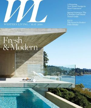 May 2016 Western Living